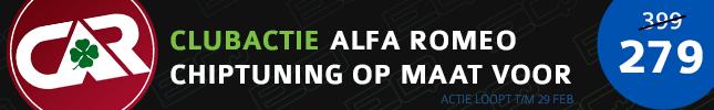 Alfa Romeo chiptuning korting